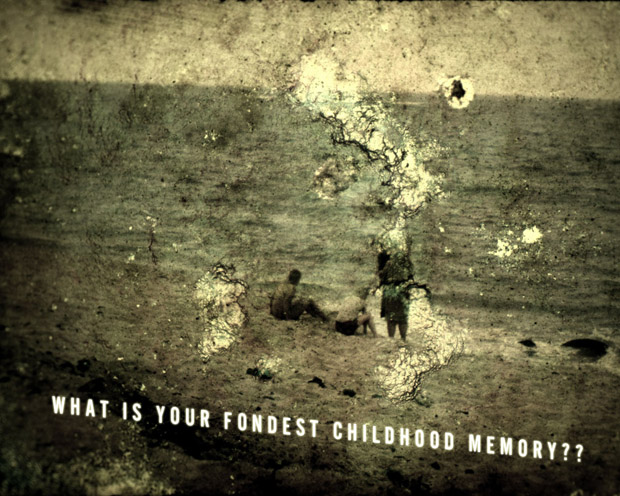 What is your fondest childhood memory?